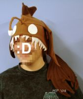More of TJ's Anglerfish Hat by WebDragon