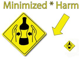 minimize harm by simplydreamz