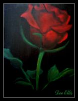 The Rose IV by Devil-Wolf-1999