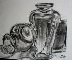Glass Still Life by PonderosaPower