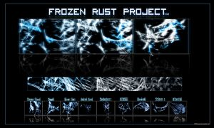 Frozen rust VERSION TWO by Taiart