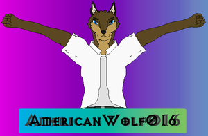 AmericanWolf016 by AmericanWolf016