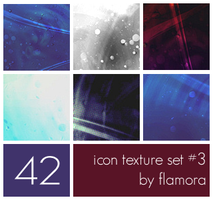 Icon Texture Set Three. by flamora