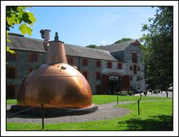 Old Distillery by jotamyg