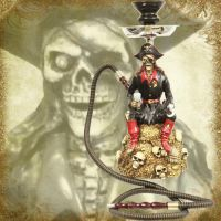 Dead Pirate Hooka by Just-A-Little-Knotty
