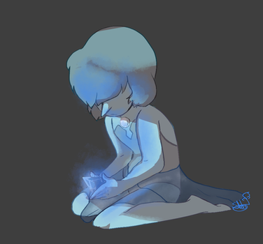Blue Pearl by Owllion