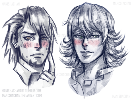 Tiger and Bunny! by ManishaChan
