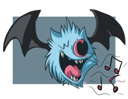 Woo-woo-woobat by FatalSyndrome
