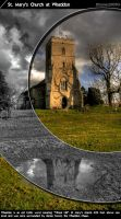 St Mary's at Whaddon by dkj1974