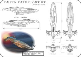 BALEEN BATTLE CARRIER by Zorathust1