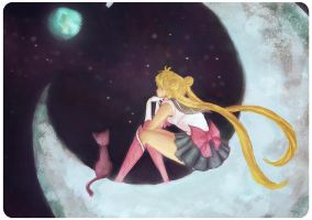 Sailormoon by toothball