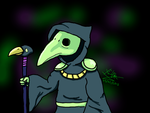 Plague Knight by XELAR-CH