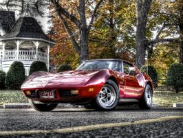Autumn Wheels HDR by theCrow65
