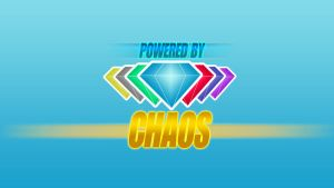 Powered By Choas - Sonic Wallpaper by Jordan-Pacman