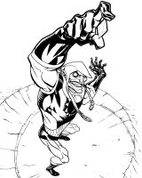 Eclipso by JJKirby