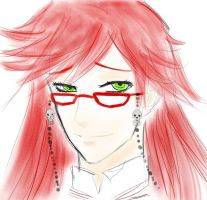 Grell Sutcliff by anko86