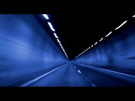 Tunneling - Wallpaper by JonasLuc