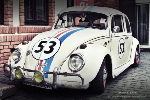 Herbie by pawelsky