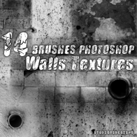 Walls textures Brushes by Studiom6