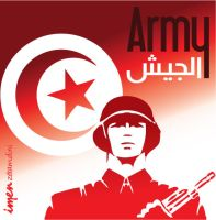 Tunisian army by mzawer