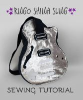 Sewing Tutorial: The Ringo Shiina Sling by SewDesuNe