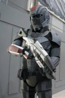 N7 Armor 2 by ByThePound