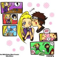 Surprise Ino by mslckitty