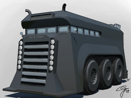 Overlord Truck by pretty-pete