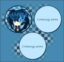 BRS Button and more soon... by Quiss