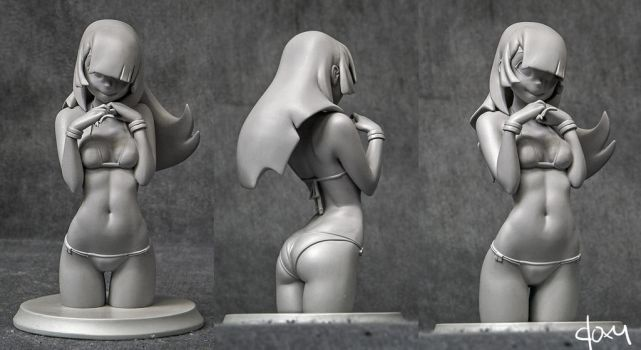 Twi Figurine Samples by mldoxy