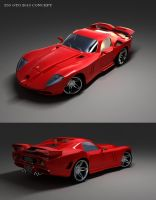 250 gto 2010 concept by TheUncle