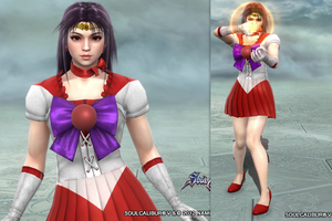 My Sailor Mars by xSakuyaChan510x