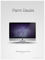 Paint Daubs by Clubberry