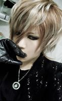 the GazettE RED Ruki by JiJiRi