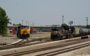 NS and IAIS  power resting by JamesT4