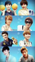SuJu M by myelfhaven