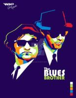 .:Blues Brother:. by gilar666