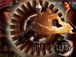 Rise of Legends: Original by fasterflame21