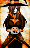 Happy Halloween from: AngelKiller666 by AngelKiller666