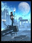 Ticket To The Moon by Fredy3D