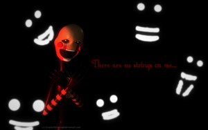 MMD FNAF - There are no strings on me... by InvaderBlitzwing