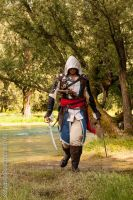 Edward Kenway - cosplay by eyes1138