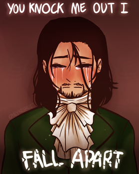 You knock me out I..fall apart by CaseyKeshui