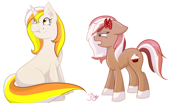 Com: You Ate My Muffin, Didn't You? by Felicity-Star