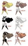 PKMN: Lopunny Variations by Phantomania