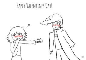 Happy Valentines Day! by TheHunter56