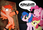Reitanna Helps Make Cupcakes by Reitanna-Seishin