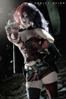 Harley Quinn I- Suicide Squad - New 52 - DC Comics by FioreSofen