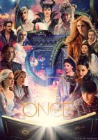 Once Upon A Time S4 Poster by JaiMcFerran
