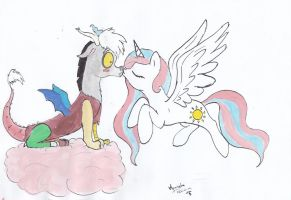 Love is in the air by pokemonka225dw